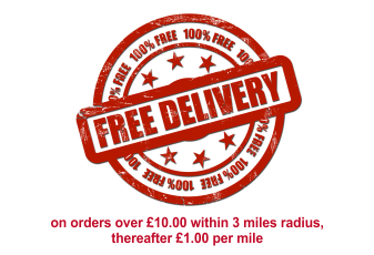 free delivery image